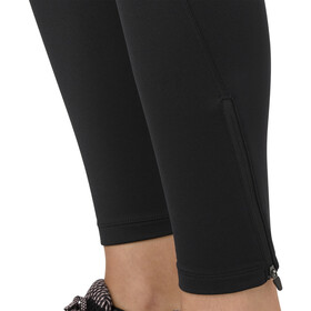 asics Silver Winter Tights Damen performance black